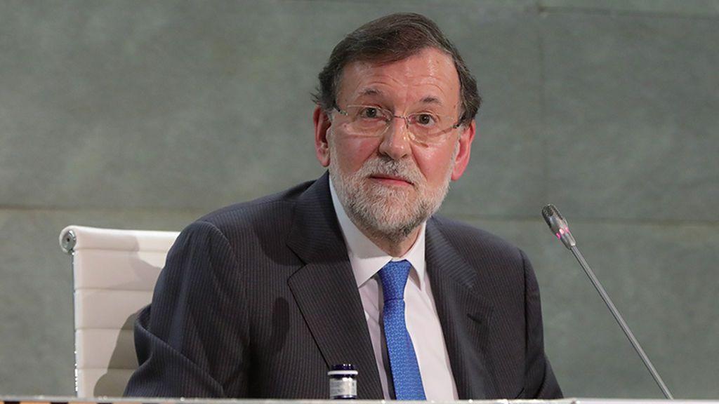Rajoy Presenta Su Libro