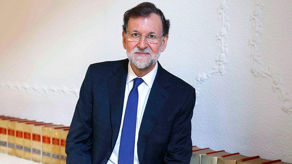 Rajoy presenta su nuevo libro, 'Una España mejor'