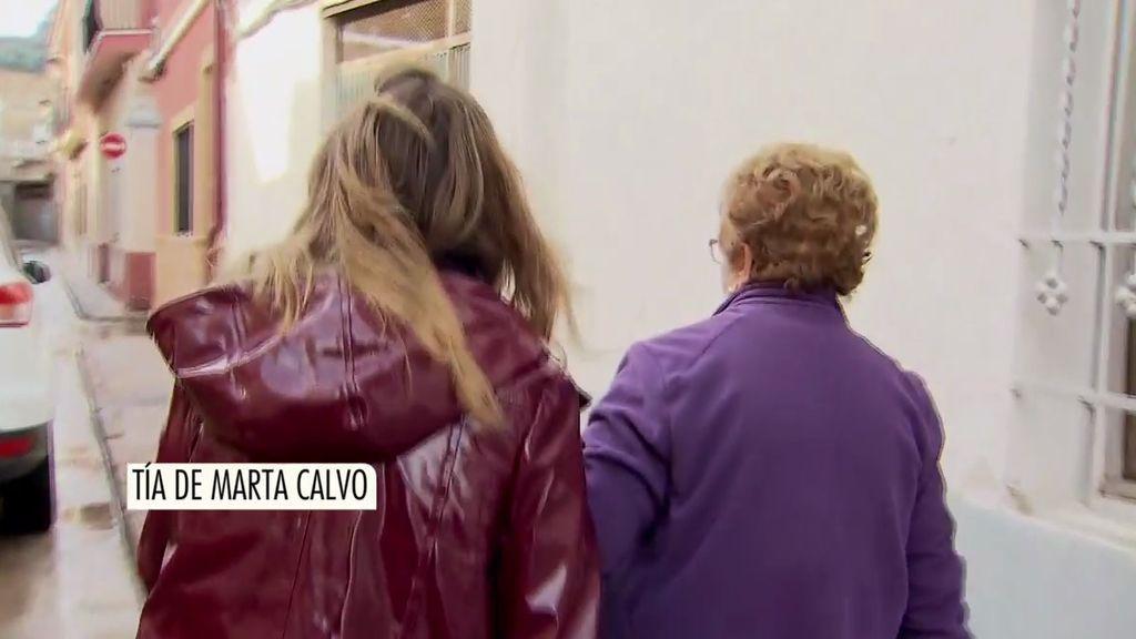 """Tía abuela de Marta Calvo, descuartizada en Manuel: """"Ya habíamos pensado lo peor"""""""