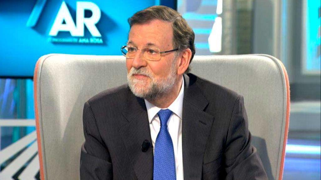 Rajoy y cómo conoció a Puigdemont