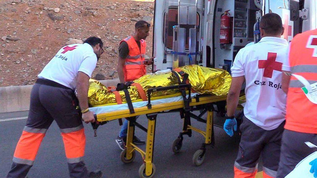 Mueren 60 personas rumbo a Gran Canaria en el naufragio de una patera