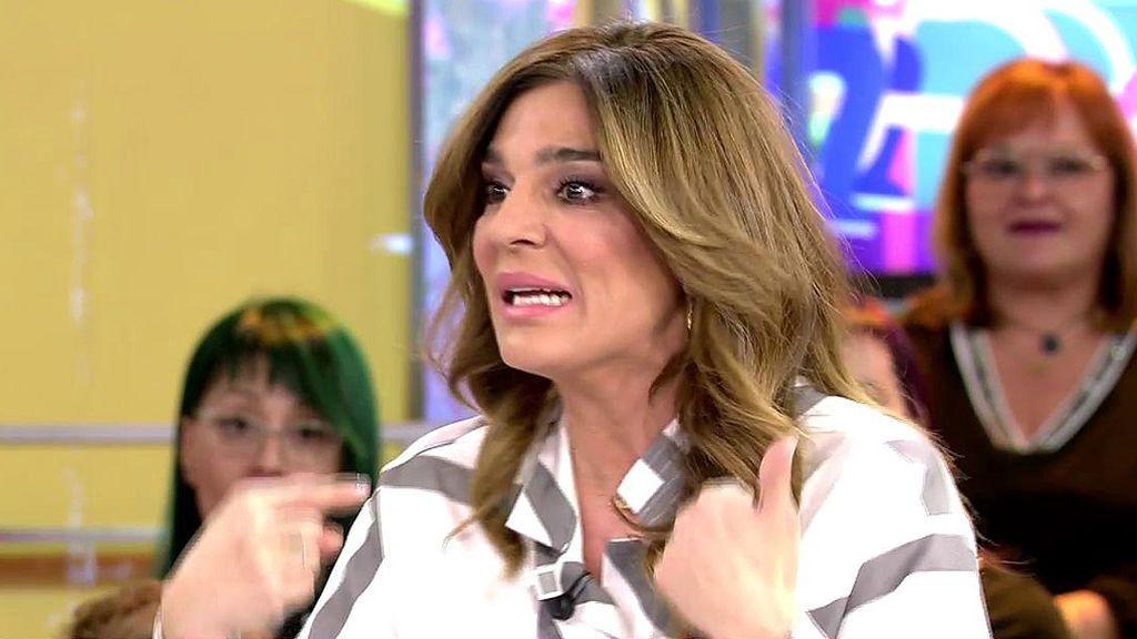 """Raquel Bollo tacha de """"mueble"""" a Mila Ximénez"""