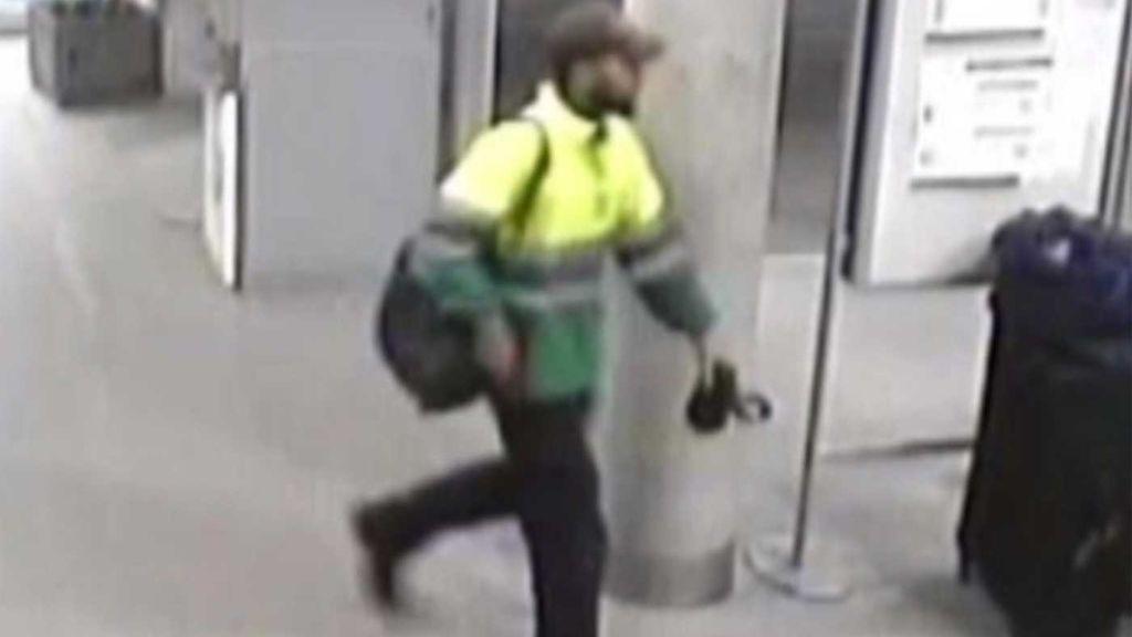 En libertad el joven detenido por acusar sexualmente a las pasajeras de un tren