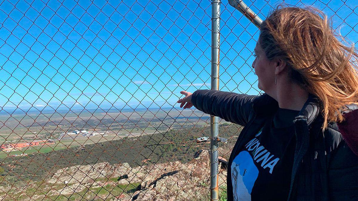 Con el litio a tiro de piedra en Cáceres