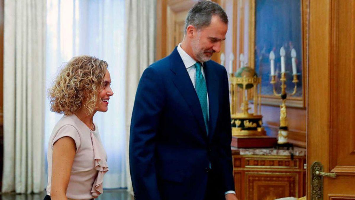 El Rey iniciará el próximo martes la ronda de consultas para la investidura con el acuerdo de Gobierno pendiente