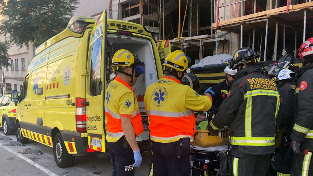 Un día con el servicio de emergencias catalán