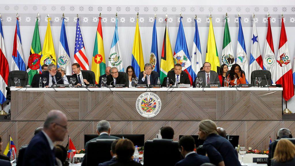 """La OEA confirma """"manipulación"""" electoral en Bolivia en su informe final sobre las elecciones de octubre"""