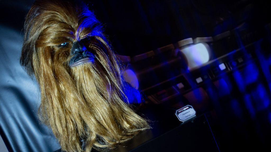 Salen a la luz imágenes inéditas de los rodajes de Star Wars