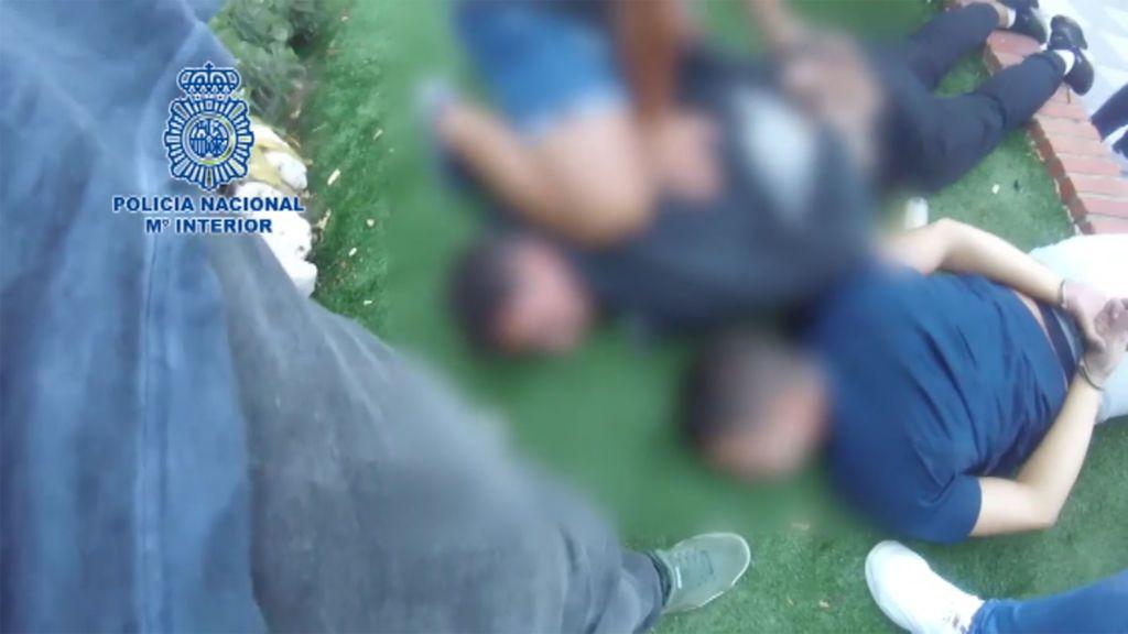 Una banda de sicarios con larga experiencia en asesinatos por encargo, detenida en Málaga