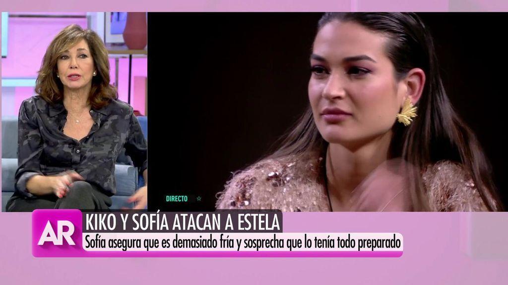 """Ana Rosa: """"Si por lo de Estela y Kiko se tiene que separar una pareja, lo harían el 80%"""""""