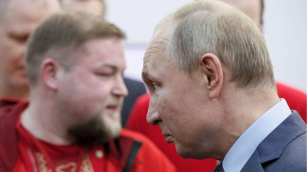 Rusia y Ucrania al borde de otra 'guerra del gas'