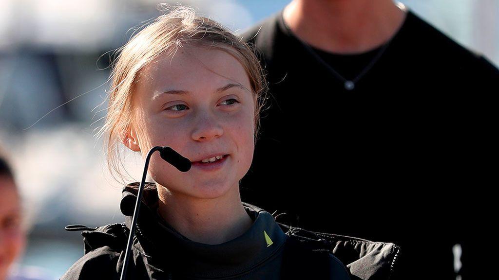 Greta Thunberg ofrecerá una rueda de prensa