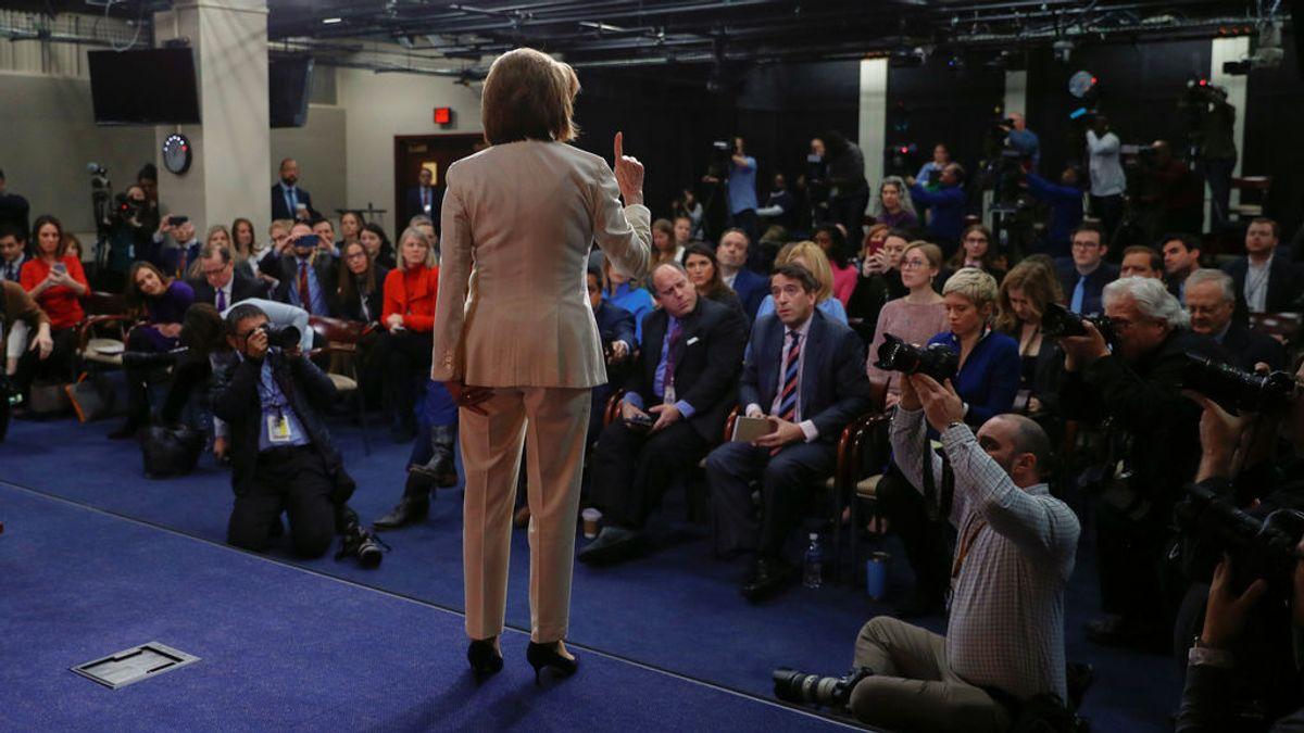 """Pelosi da luz verde al 'impeachment' contra Trump porque """"los hechos son incontestables"""""""