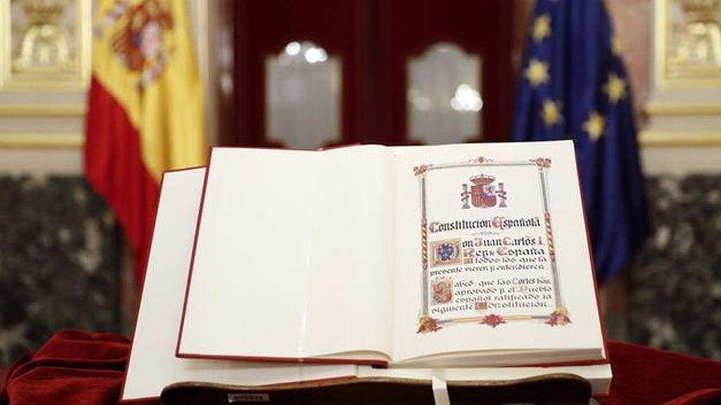 Cuánto sabes de la Constitución Española