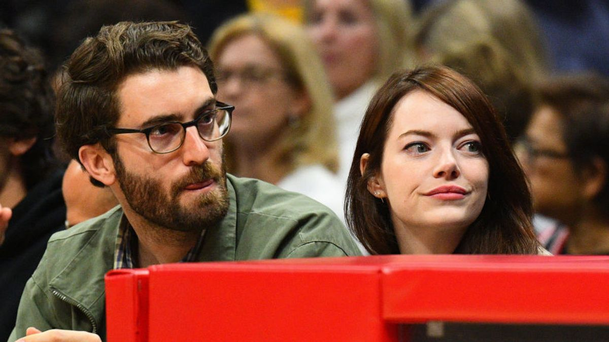 Emma Stone confirma en el Instagram (de su novio) que se va a casar