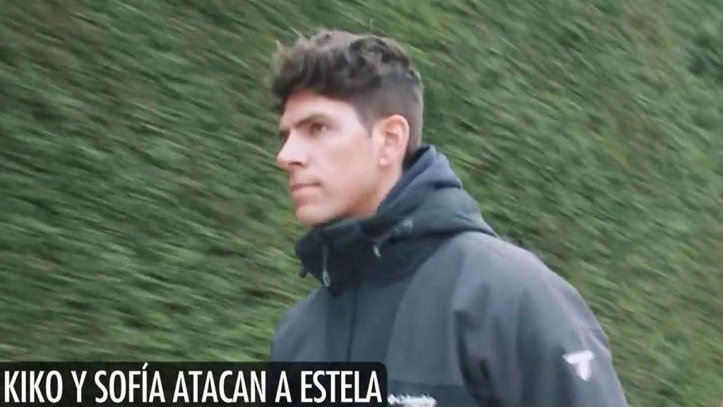 Diego Matamoros, muy enfadado por lo que sucedió con Estela en 'GH VIP'