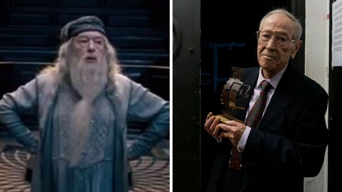 Fallece Claudio Rodríguez, la voz de Dumbledore, a los 86 años