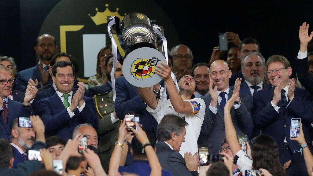 Mediaset España y DAZN ofrecerán la Copa de S. M. El Rey las tres próximas temporadas