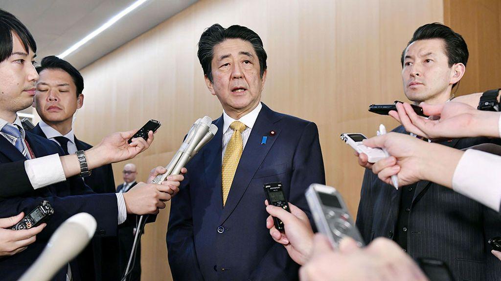 Japón Shinzo Abe