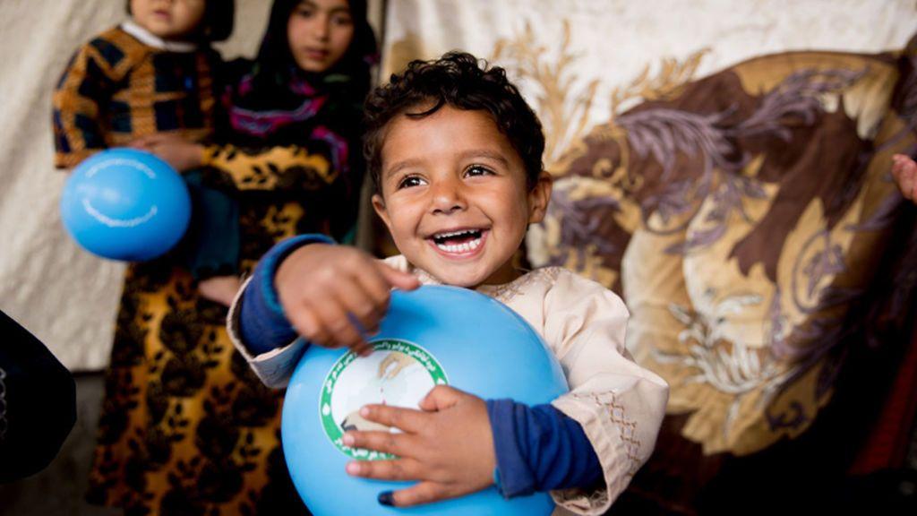 Los niños, los más vulnerables ante el cambio climático