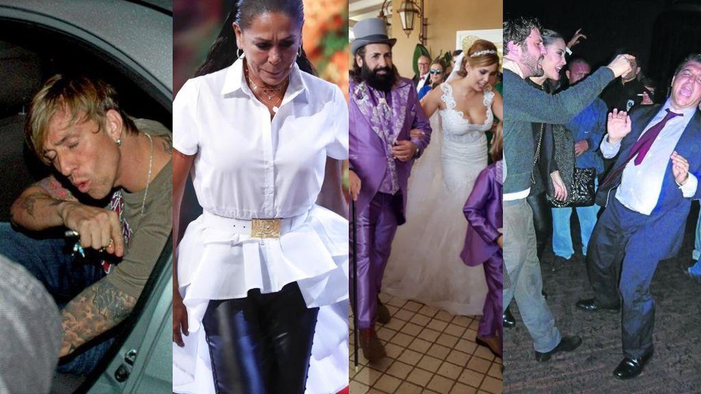Época de cenas de empresa y celebraciones: Cinco eventos VIP que acabaron como el rosario de la aurora