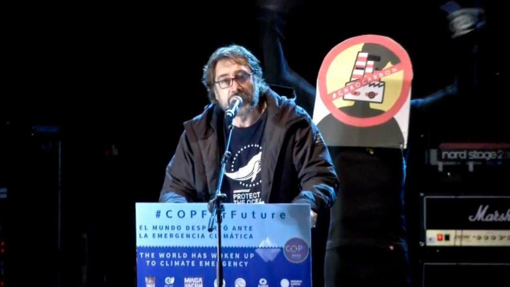 Javier Bardem carga contra el alcalde Almedida por Madrid Central