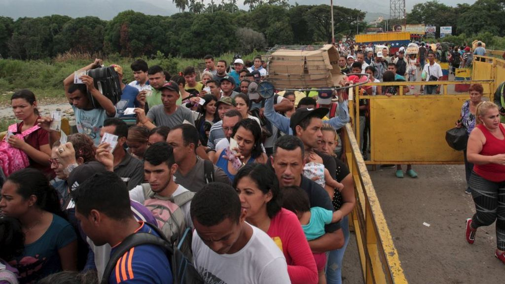 Los exiliados venezolanos no regresarán a Venezuela según la ONU