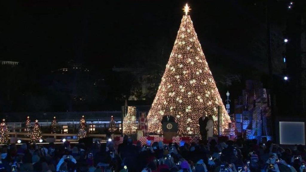 La Navidad llega a la Casa Blanca