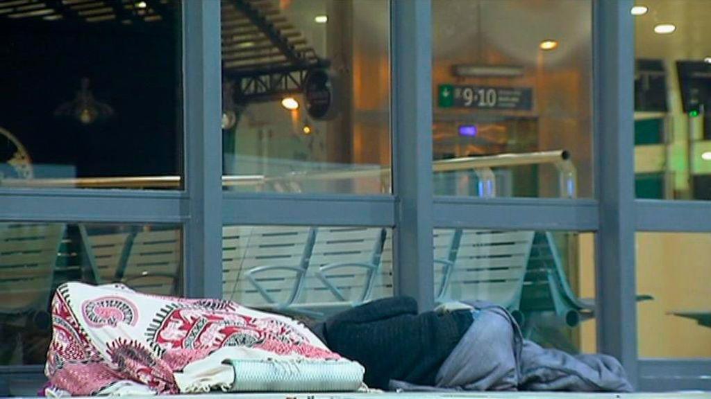 Medio centenar de ciudades se suman a 'la noche sin hogar'