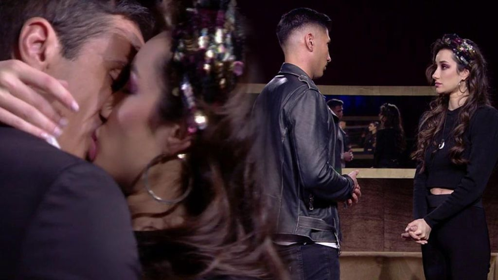 Adara cara a cara con los dos hombres de su vida: del beso con Hugo a las dudas con Gianmarco