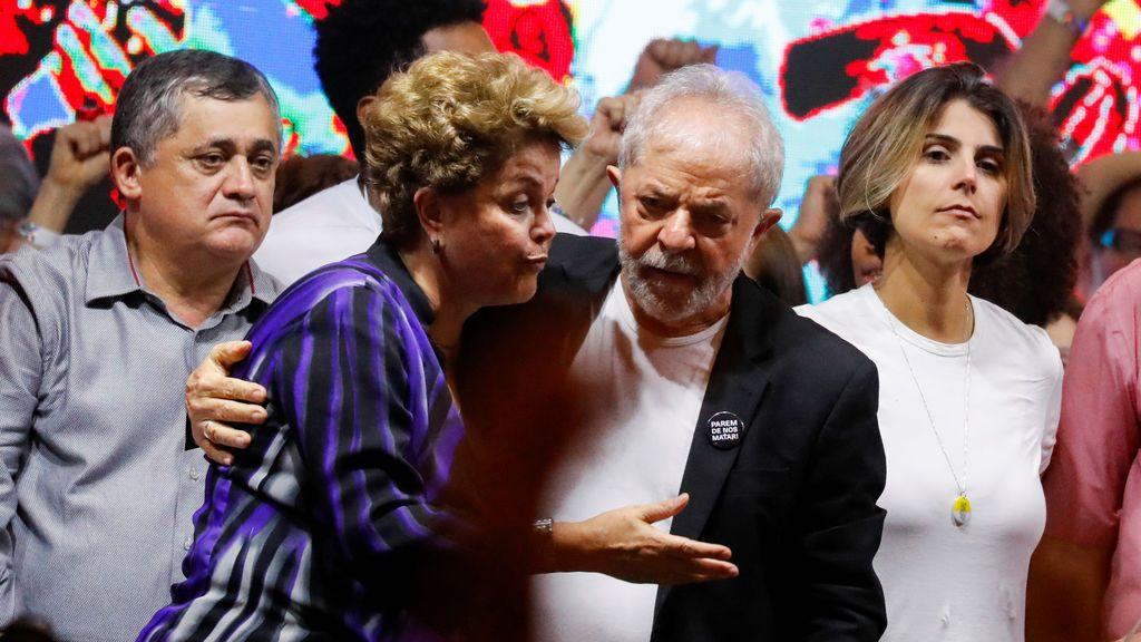 Lula da Silva y Rousseff, absueltos de supuesto desvío de dinero público hacia su partido
