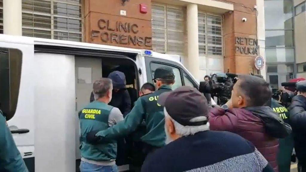 El juez ordena prisión provisional sin fianza para el detenido por la desaparición de Marta Calvo