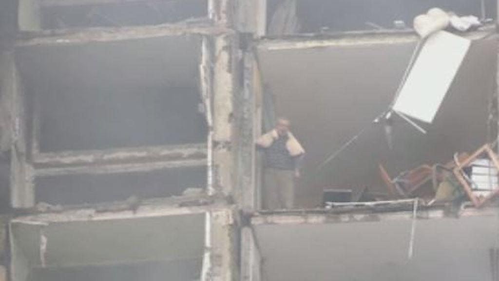 Incendio mortal en Eslovaquia