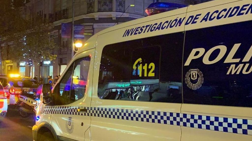 Herido muy grave un joven de 22 años tras un atropello en Móstoles