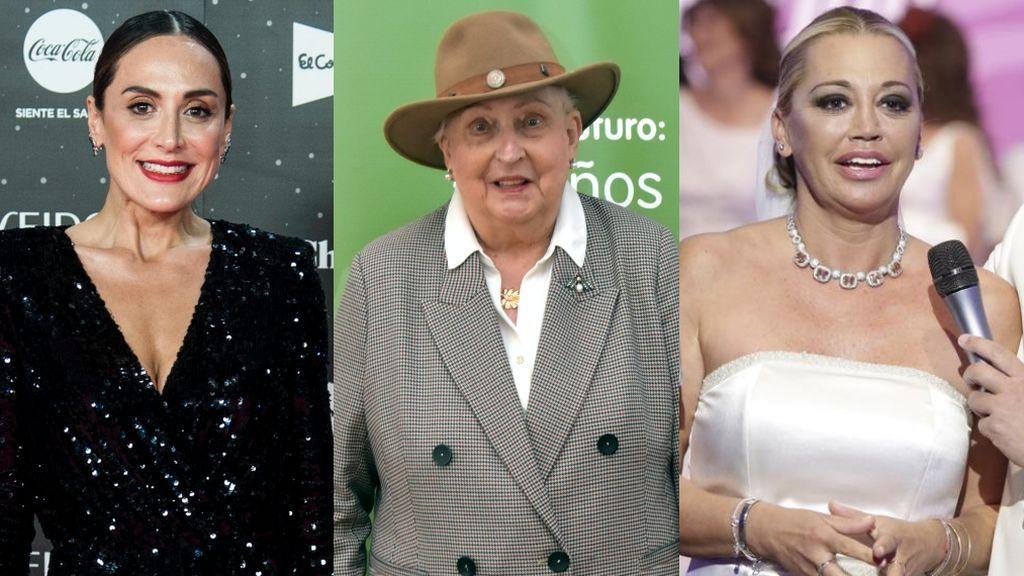 Tamara Falcó y otros famosos con incontinencia verbal
