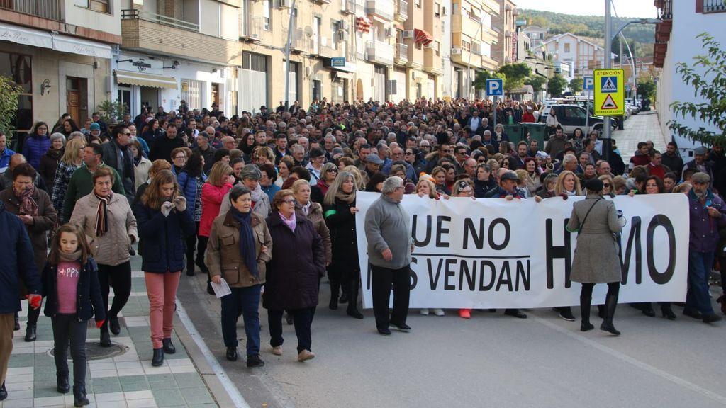 La particular cumbre del clima de Villanueva del Arzobispo: el pueblo que contamina como Madrid y Barcelona