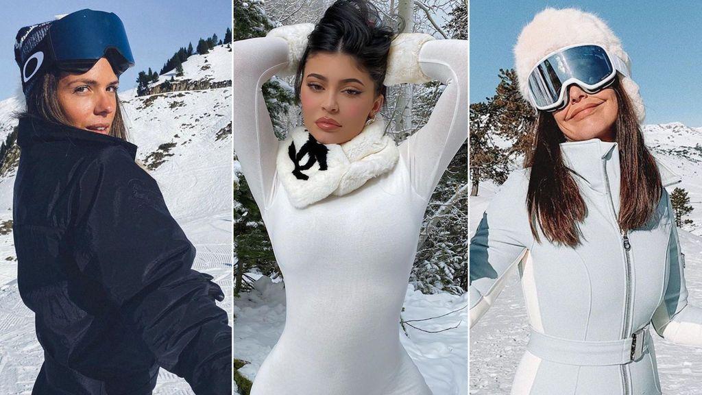 Temporada de esquí: todos los lookazos que las vips han lucido en su fin de semana en la nieve