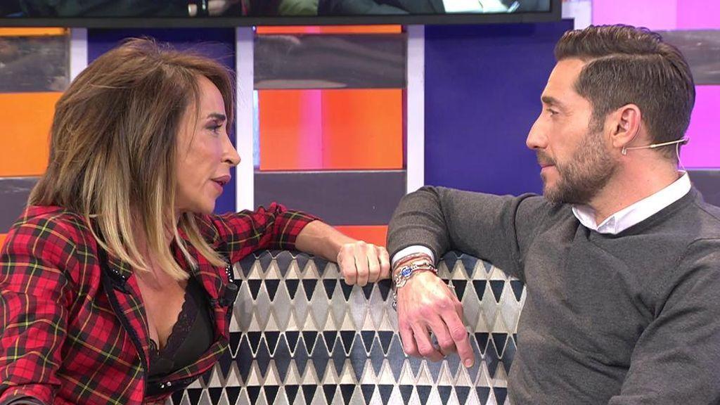 Antonio David cuenta cómo fue la llamada entre Rocío Carrasco y su hija y asegura que ayudaría a su ex mujer si lo necesitase