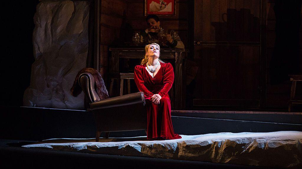 """La soprano Saioa Hernández: """"He visto a gente en la ópera venderse para obtener algo a cambio"""""""