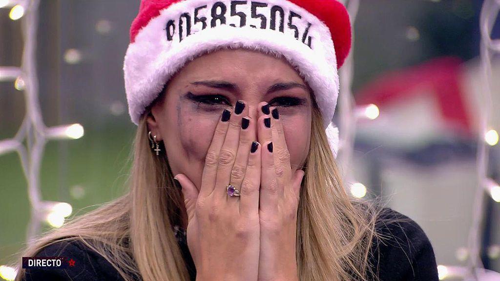 "Santi Burgoa manda un romántico mensaje a Alba Carrillo: ""Te quiero y te espero siempre"""