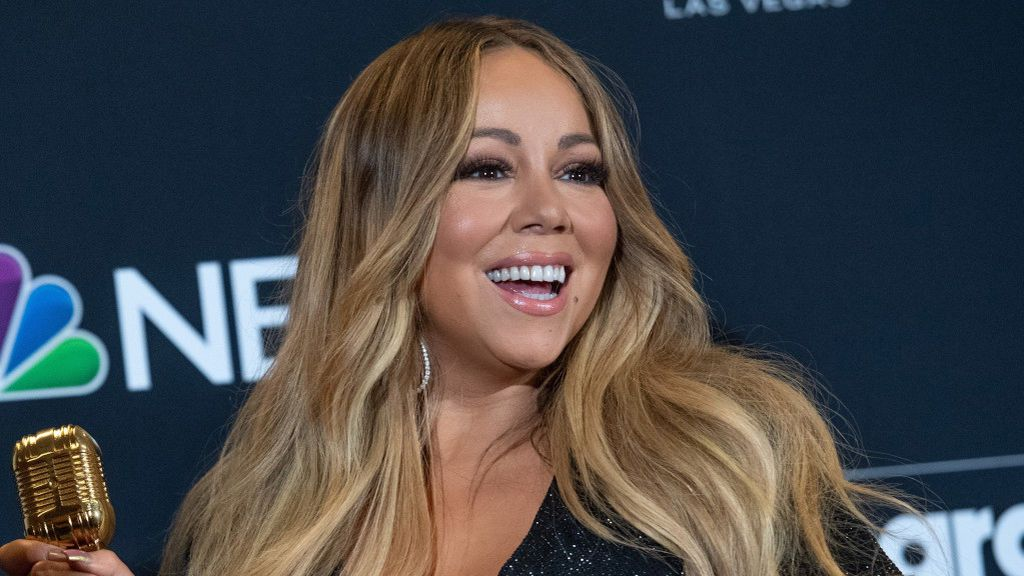 Mariah Carey agradece a Málaga que amenice sus luces navideñas con 'All I Want For Christmas is You'