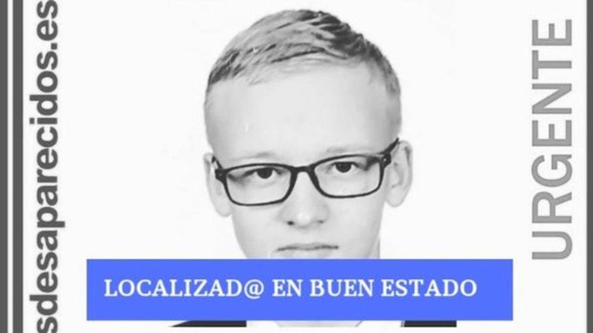 Localizan en buen estado a Maxim Bayrashnyy, el joven desaparecido desde el día 3 en Alicante
