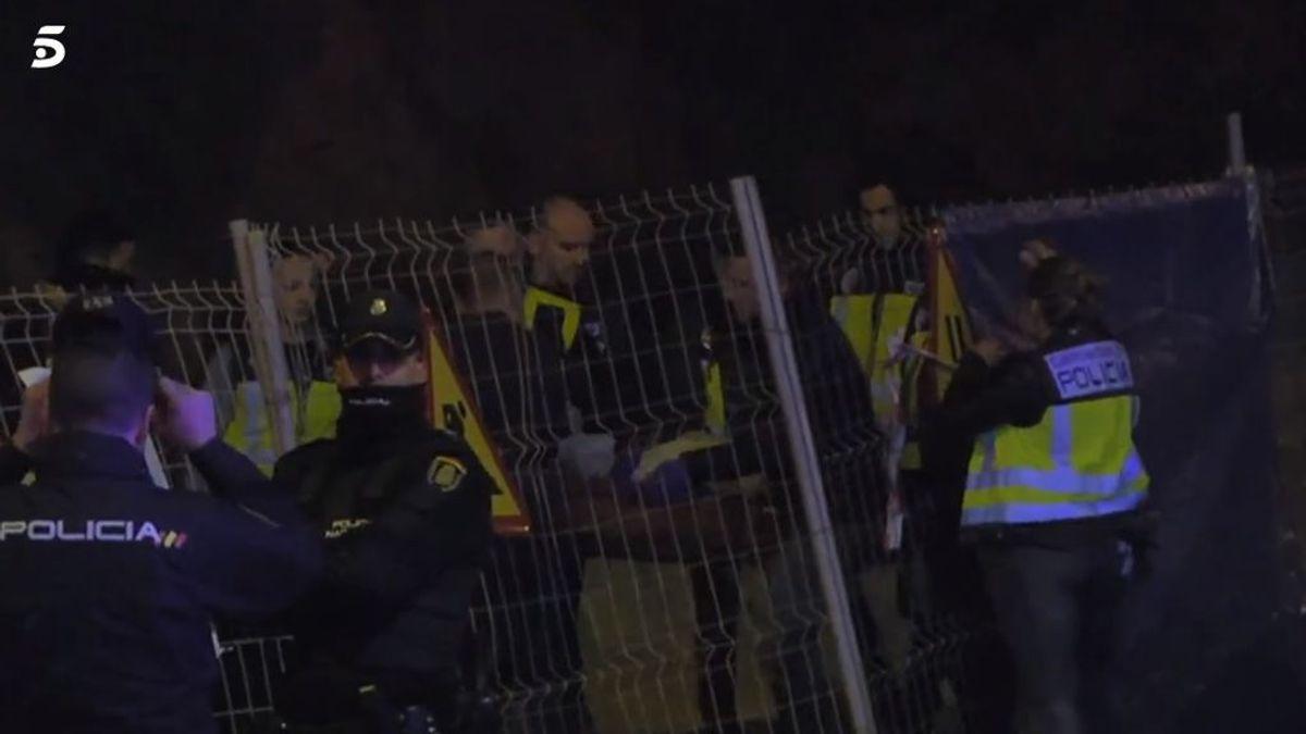 Ingresa en prisión el hombre acusado de matar a su cuñado en Melilla