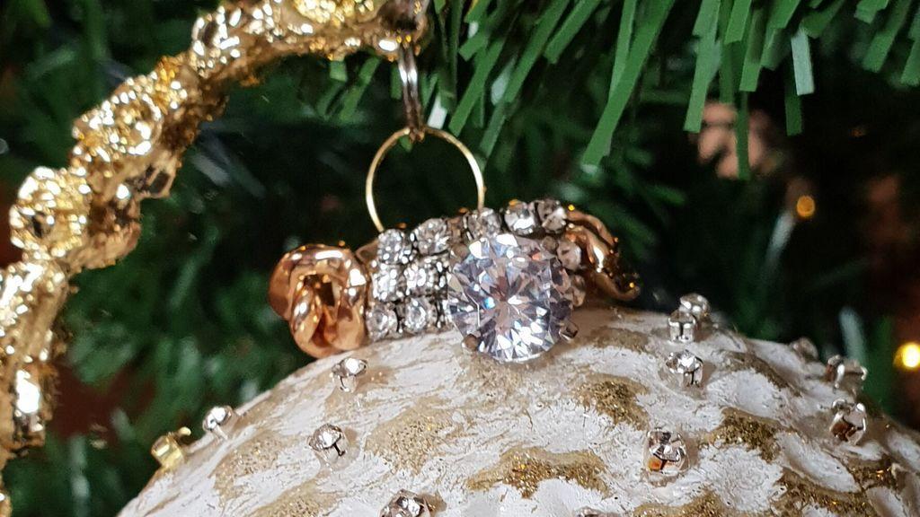 arbol navidad diamantes