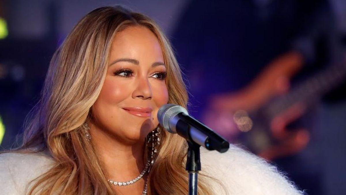 Mariah Carey agradece a Málaga que 'All I want for Christmas is you' amenice la iluminación de Navidad