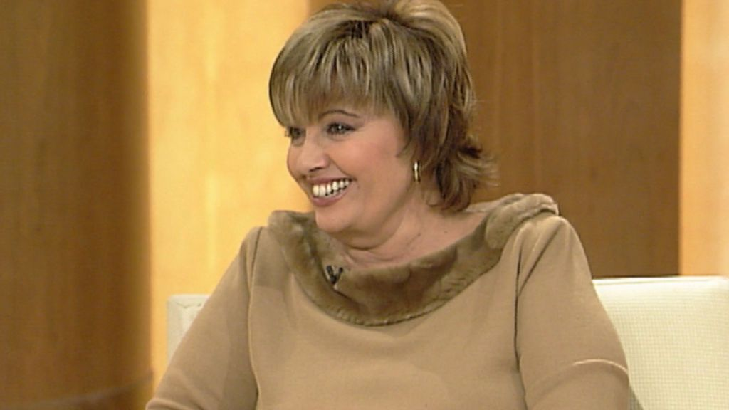 María Teresa Campos en 'Día a Día'