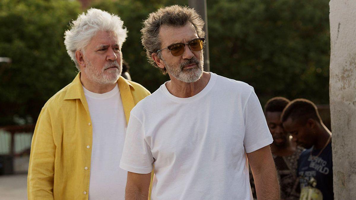 'Dolor y Gloria' y Banderas nominados a los Globos de Oro