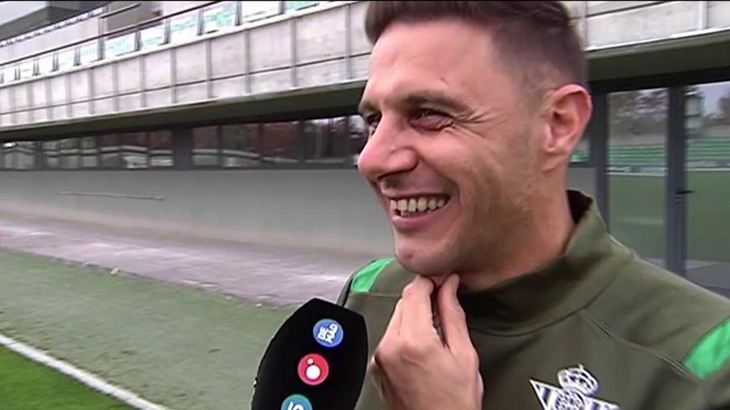 """Joaquín, a Deportes Cuatro: """"Si meto el cuarto se me sale la cadera"""""""