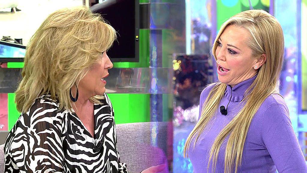Belén Esteban se disculpa públicamente con Lydia Lozano