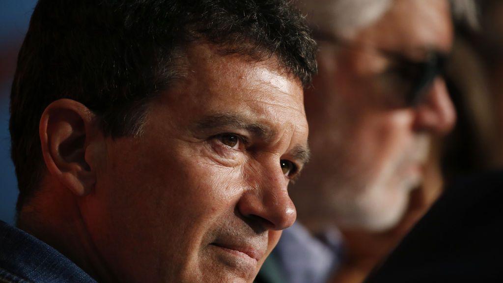 'Dolor y gloria', de Pedro Almódovar, y Antonio Banderas, nominados a los Globos de Oro